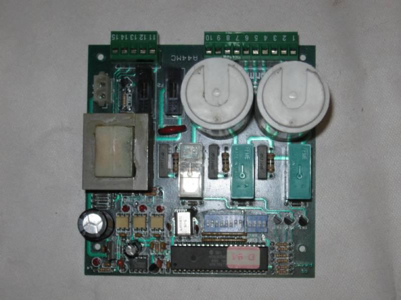 Schema Elettrico Per Automazione Cancello : Aprimatic a mc scheda automazione cancello motori