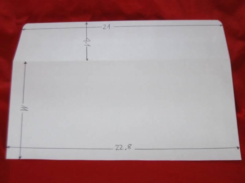 Lotto 50 buste bianche senza finestra autoadesive 11x23 - Buste 11x23 senza finestra ...