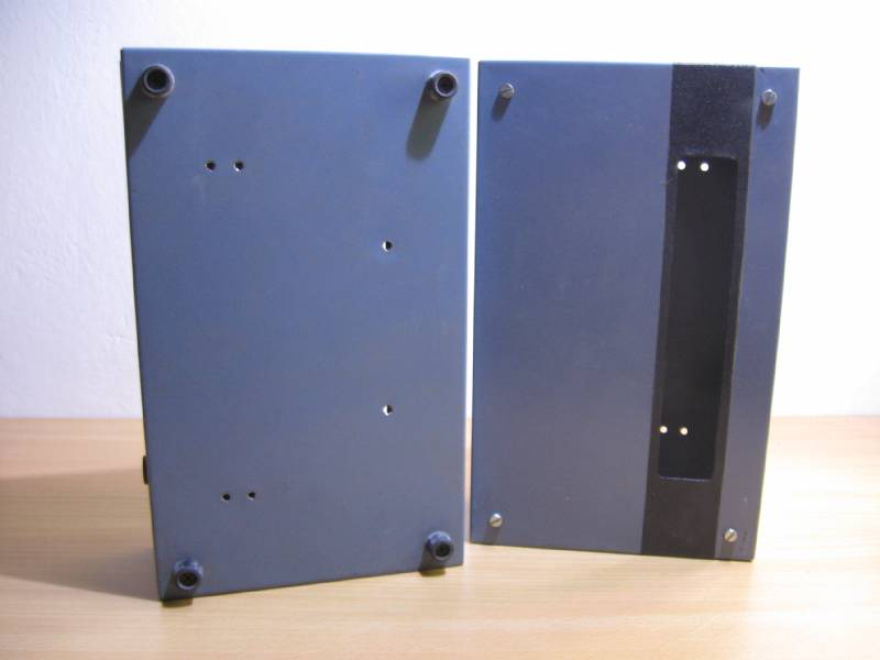 Scatole In Metallo Per Elettronica Metal Enclosures For Electronics